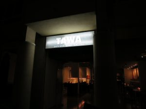 Tawa, Claudias och Javiers place i Palma